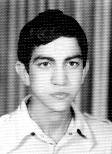 شهیدمحمدحسین تفکری بافقی